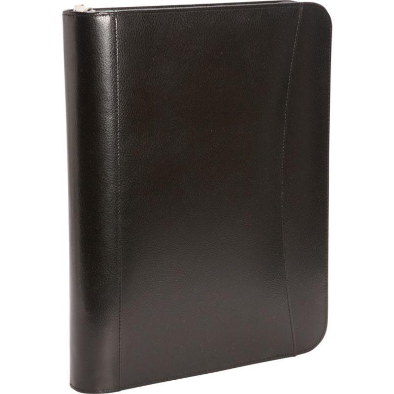 ベリノ メンズ PC・モバイルギア アクセサリー Zip Around 3 Ring Binder Black