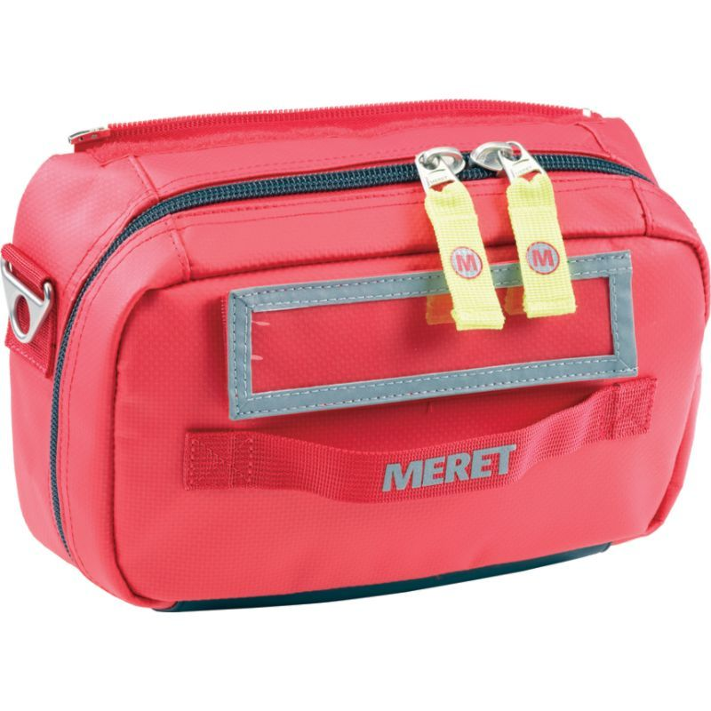 メレット メンズ ボストンバッグ バッグ Xtra Fill Pro module Red