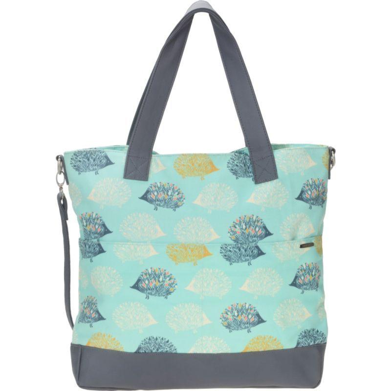 カプリデザイン メンズ トートバッグ バッグ Sarah Watts Carryall Bag Hedgehog