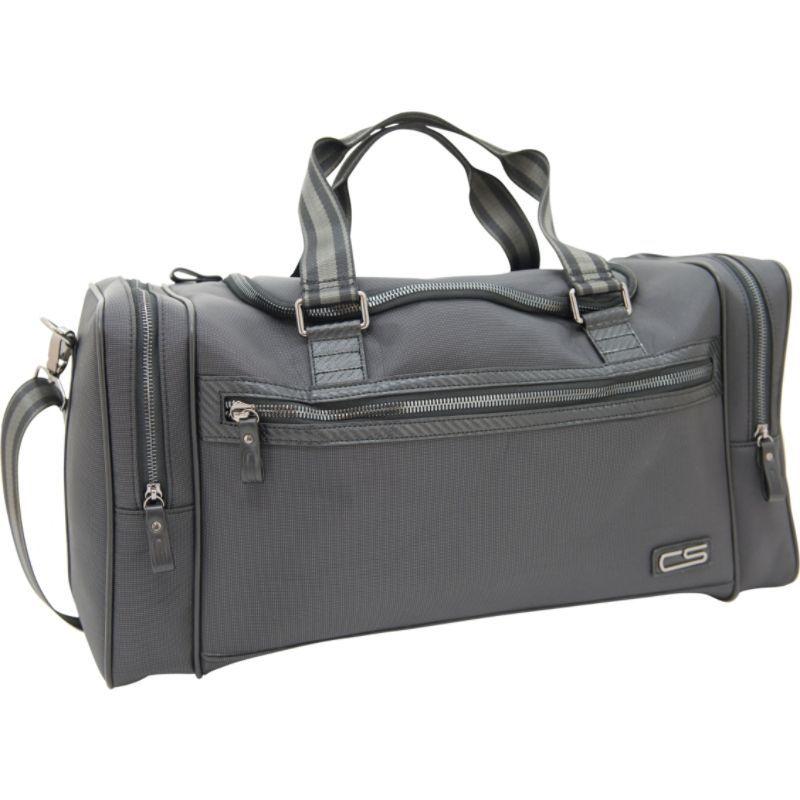 カーボンセスト メンズ スーツケース バッグ Black Rhino Duffel Black