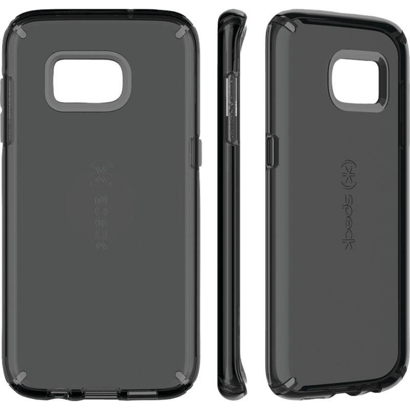 スペック メンズ PC・モバイルギア アクセサリー Samsung Galaxy S 7 Edge Candyshell Case Onyx Black Matte