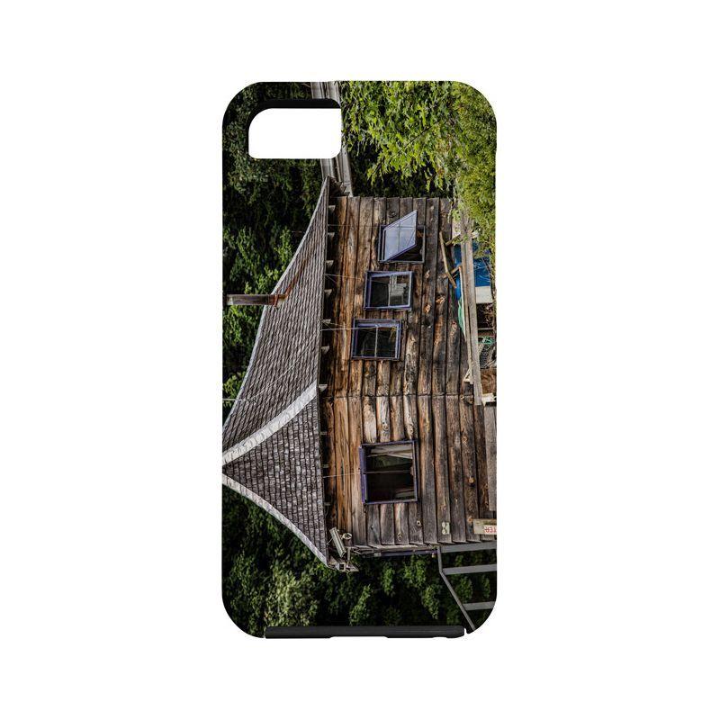 デニー メンズ PC・モバイルギア アクセサリー Barbara Sherman iPhone 5/5s Case Wood - Lobster Shack