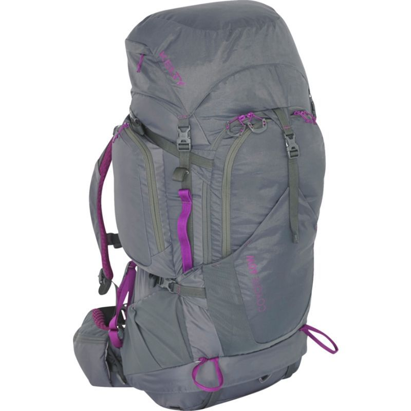 ケルティ レディース バックパック・リュックサック バッグ Womens Coyote 60 Hiking Backpack Dark Shadow