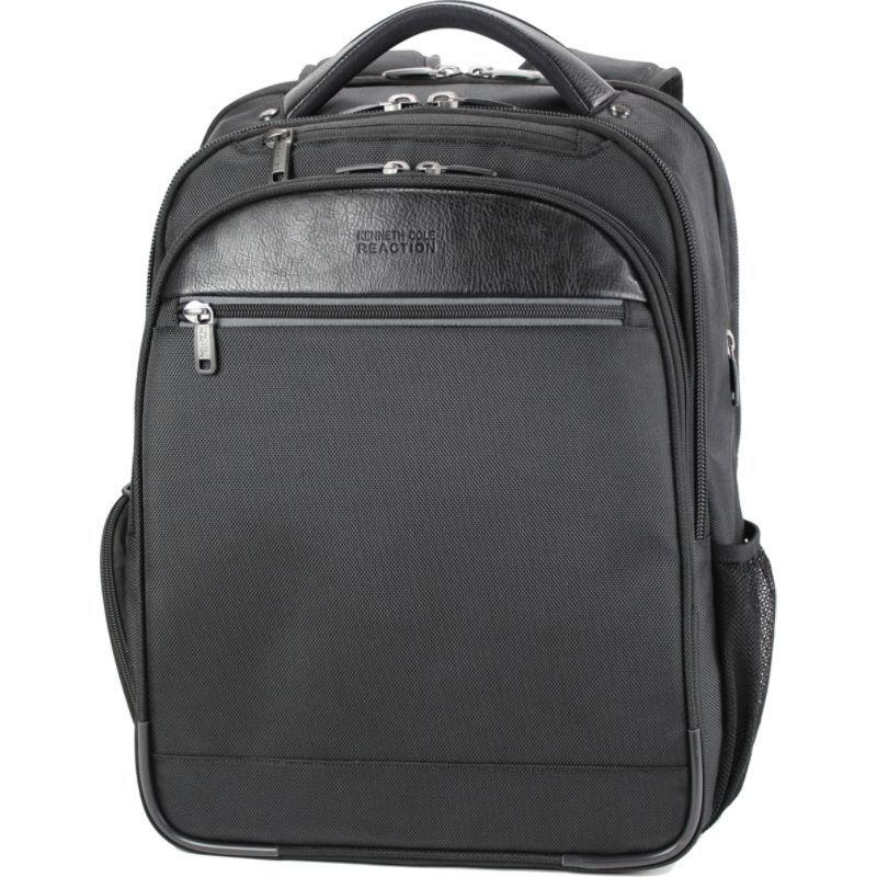 ケネスコール メンズ スーツケース バッグ Ez-Scan 15.6 Computer Backpack Black