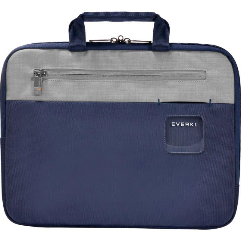 エバーキ メンズ スーツケース バッグ ContemPRO 13.3 Laptop Sleeve w/ Memory Foam Navy
