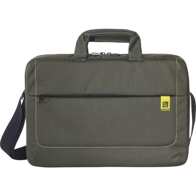 ツカーノ メンズ スーツケース バッグ Loop Slim 15.6 Laptop Brief Green