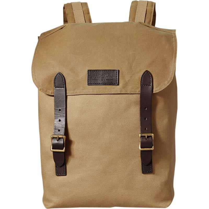 フィルソン メンズ スーツケース バッグ Ranger Backpack Dark Tan