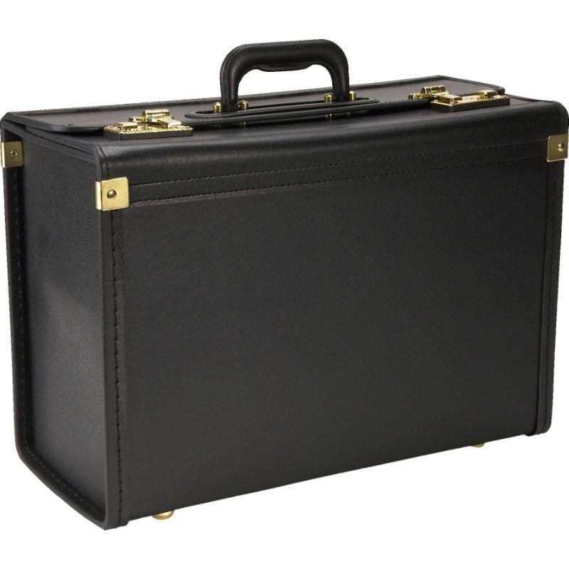 ヘリテージ メンズ スーツケース バッグ Catalog Case Black