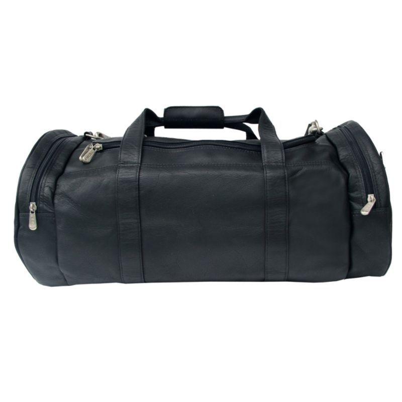 ピエール メンズ スーツケース バッグ Gym Bag - 23in Black