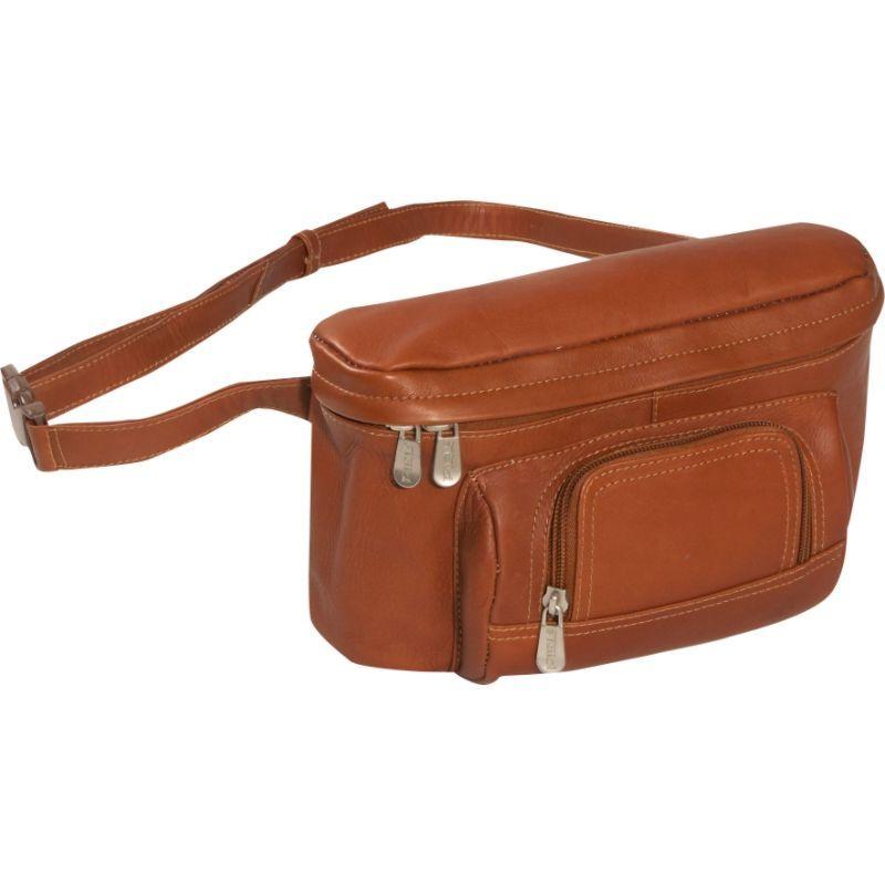ピエール メンズ ボディバッグ・ウエストポーチ バッグ Carry-All Waist Bag Saddle