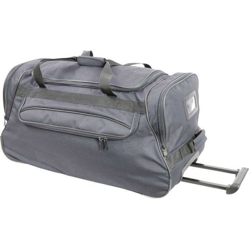 ネットパック メンズ スーツケース バッグ Easy Wheeled Duffel 35 Black