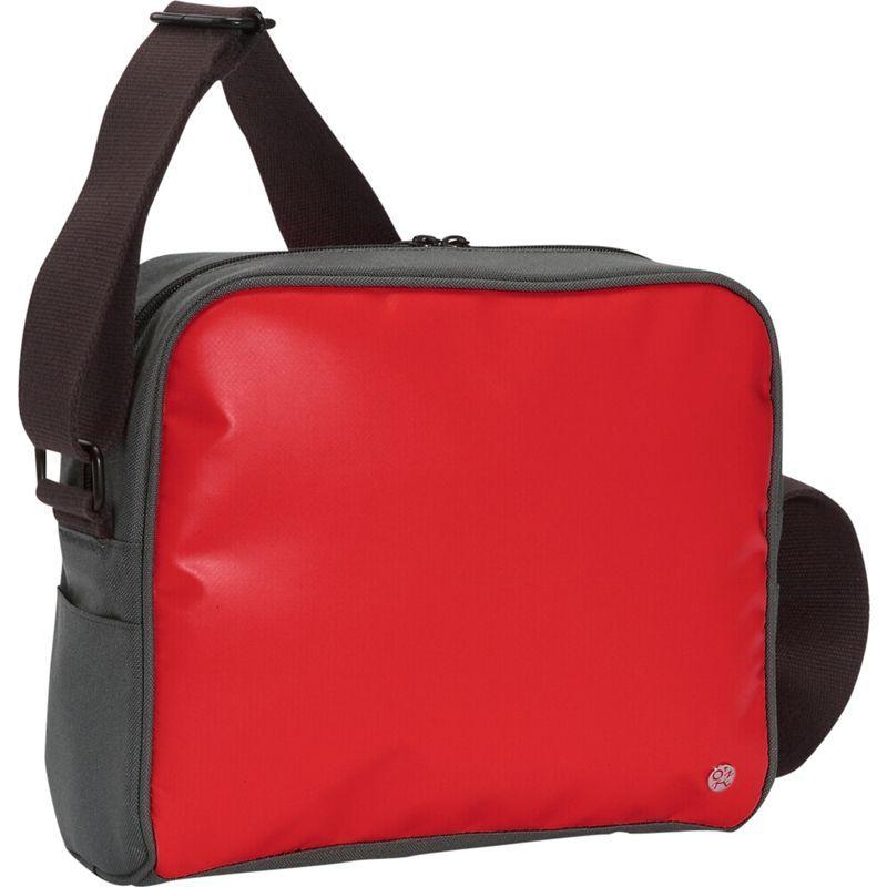トーケン メンズ ショルダーバッグ バッグ Pacific Flight Bag Red