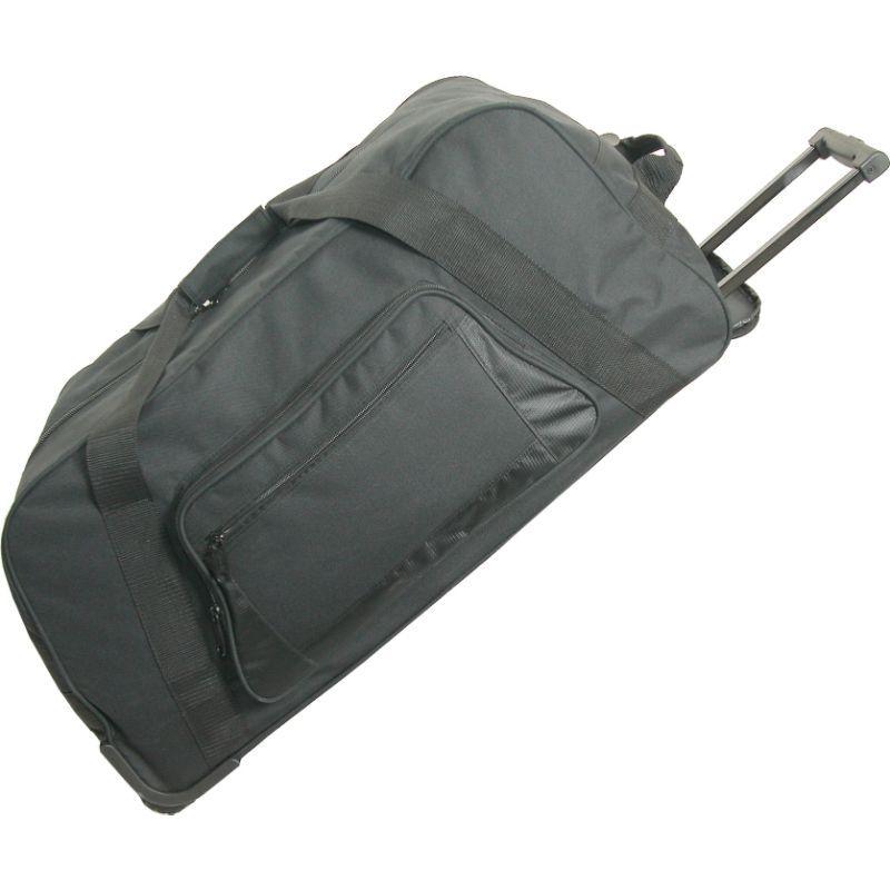 ネットパック メンズ スーツケース バッグ 24 Sports Wheeled Duffel Black