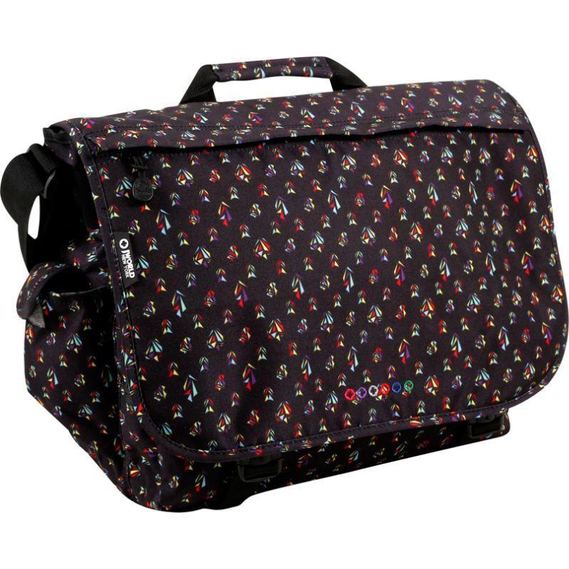 ジャイワールドニューヨーク メンズ スーツケース バッグ Thomas Laptop Messenger Origami
