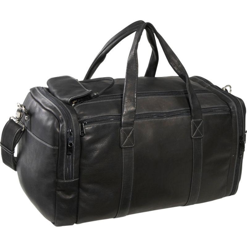 デレクアレクサンダー メンズ スーツケース バッグ 17 Sports Duffle Black