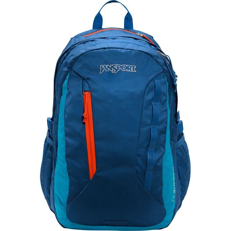 ジャンスポーツ メンズ バックパック・リュックサック バッグ Agave Laptop Backpack Moroccan Deep / Midnight Sky