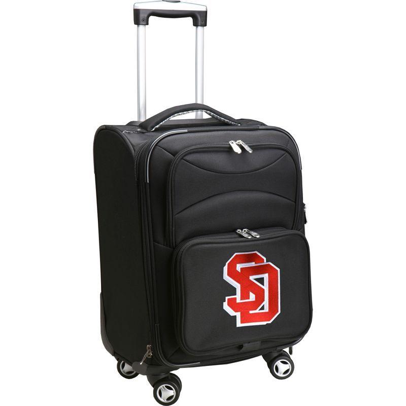 デンコスポーツ メンズ スーツケース バッグ NCAA 20 Domestic Carry-On Spinner South Dakota State University Jackrabbits