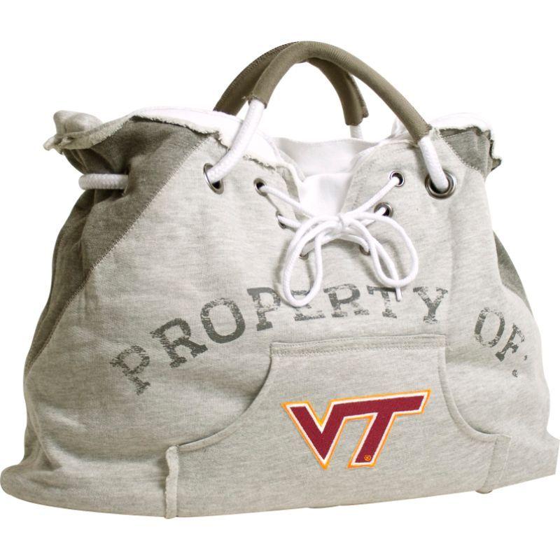リトルアース メンズ トートバッグ バッグ Hoodie Tote - ACC Teams Virginia Tech