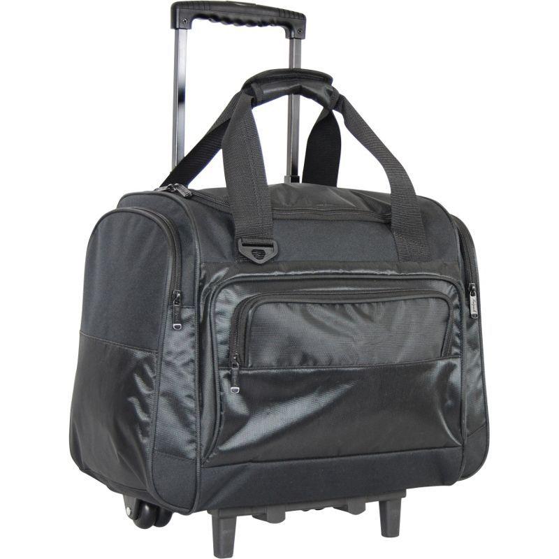 ネットパック メンズ Carry-On スーツケース メンズ バッグ Carry-On Duffel Duffel Black, トヨカワシ:166f0416 --- municipalidaddeprimavera.cl