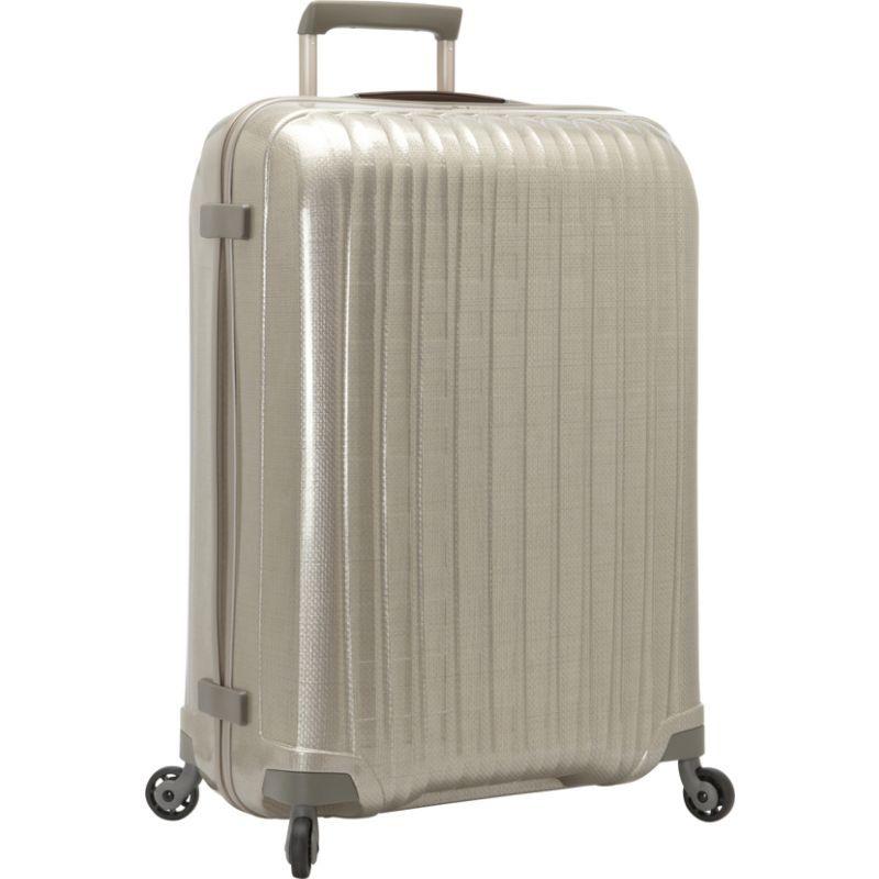 ハートマンラッゲージ メンズ スーツケース バッグ Innovaire Extended Journey Spinner Ivory Gold