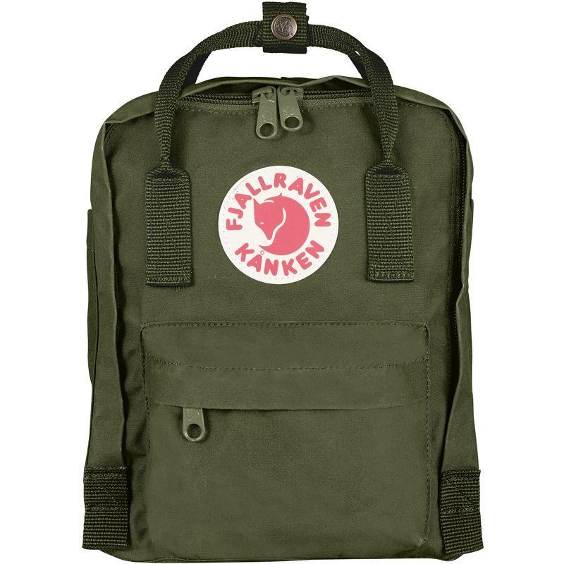 フェールラーベン メンズ バックパック・リュックサック バッグ Kanken Mini Backpack Green