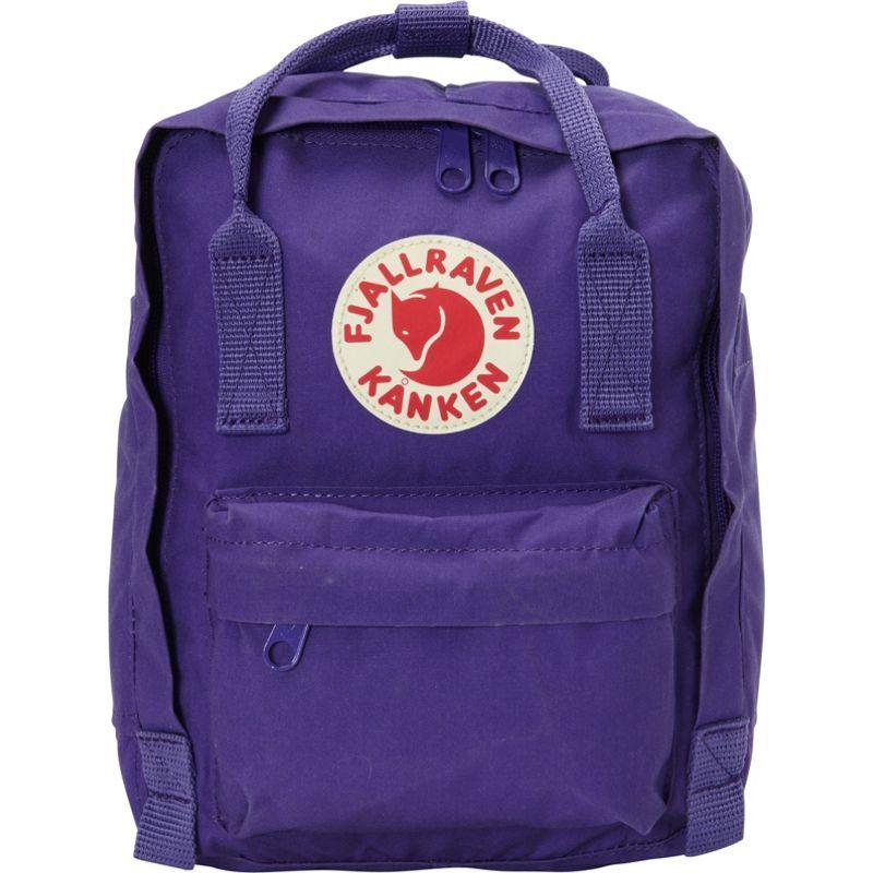 フェールラーベン メンズ バックパック・リュックサック バッグ Kanken Mini Backpack Purple