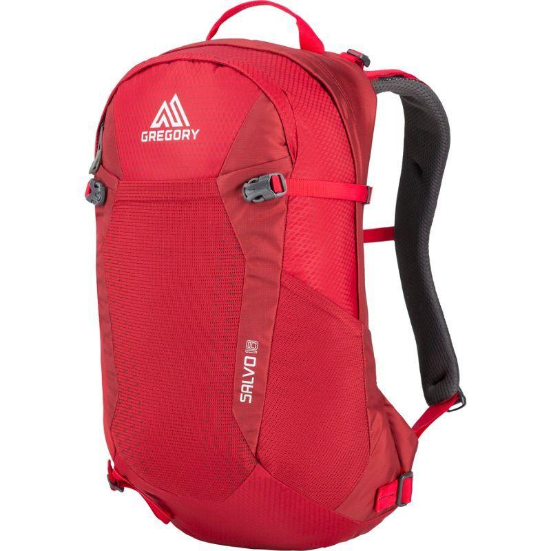 グレゴリー メンズ バックパック・リュックサック バッグ Salvo 18 Backpack Tango Red