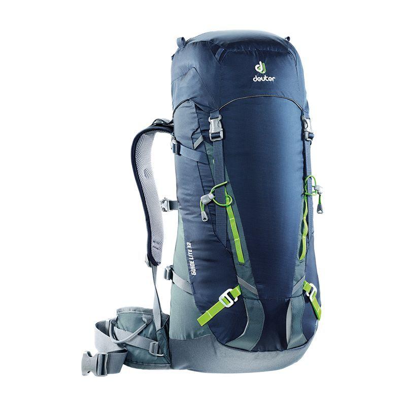 ドイター メンズ バックパック・リュックサック バッグ Guide Lite 32+ Hiking Pack Navy/Granite