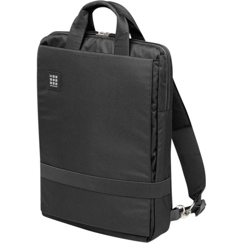 【メーカー公式ショップ】 モレスキン スーツケース メンズ スーツケース バッグ Black Vertical ID Device Bag Vertical 15.4 Black, 正木屋質店:dfe0cdc0 --- scottwallace.com
