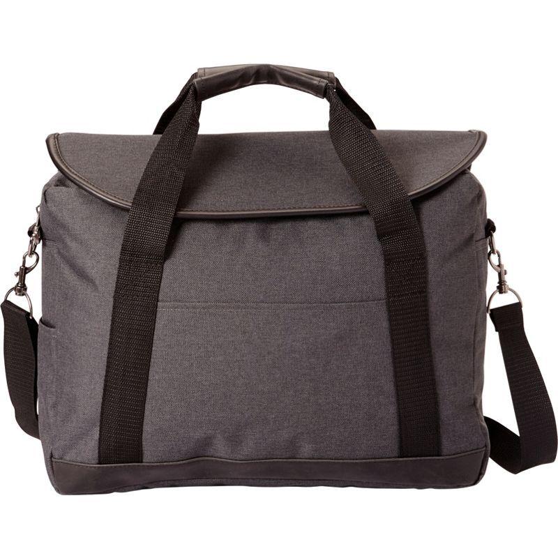 ベリノ メンズ スーツケース バッグ Gravler Flapover Brief Charcoal