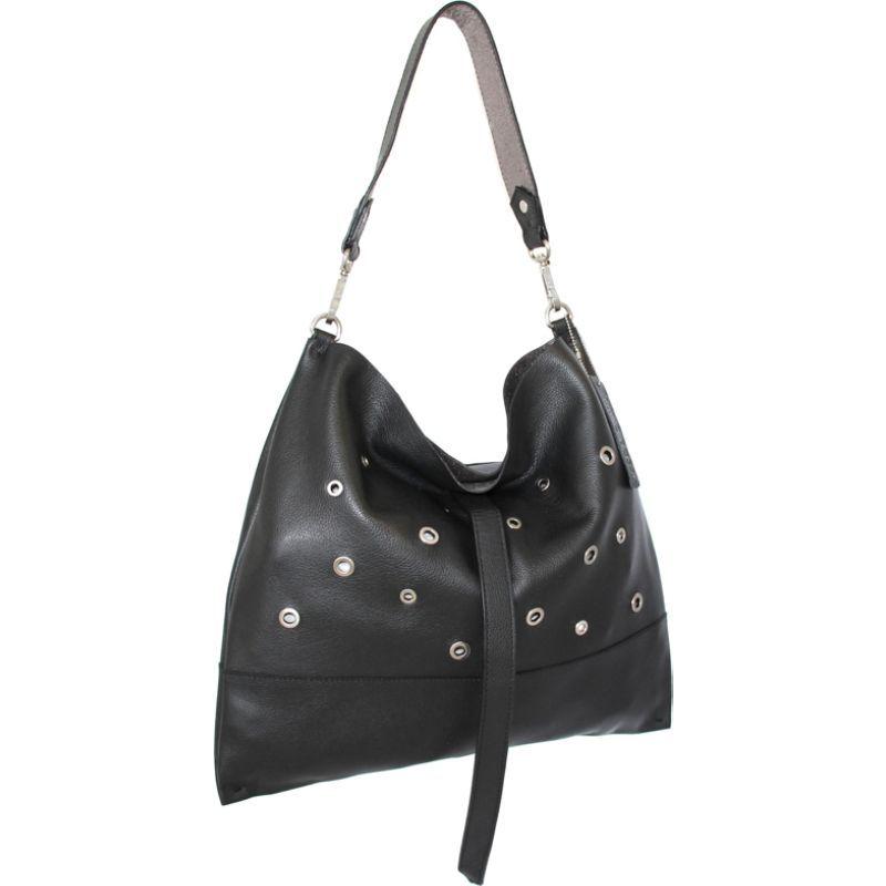 ニノボッシ メンズ ショルダーバッグ バッグ Suki Sling Bag Black
