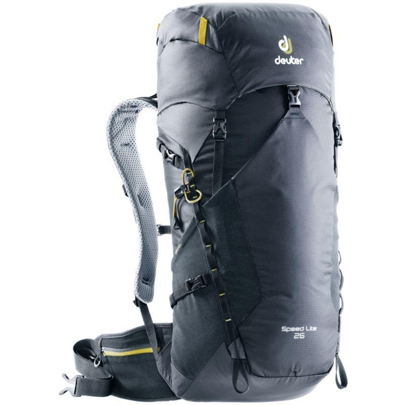 ドイター メンズ バックパック・リュックサック バッグ Speed Lite 26 Hiking Pac Black