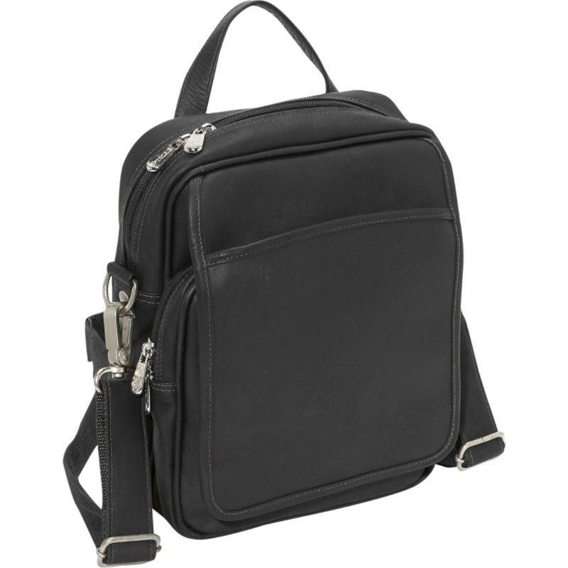 ピエール メンズ ショルダーバッグ バッグ Traveler's Men's Bag Black