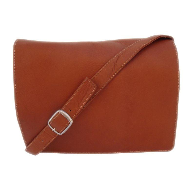 ピエール メンズ ショルダーバッグ バッグ Small Handbag with Organizer Saddle
