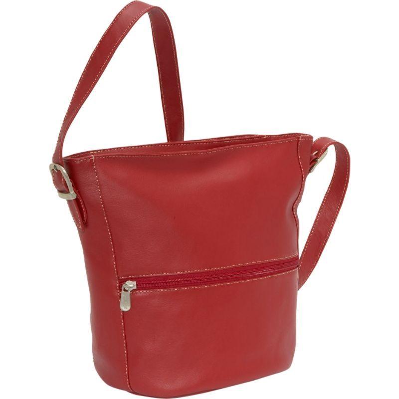 ピエール メンズ ショルダーバッグ バッグ Bucket Bag Red