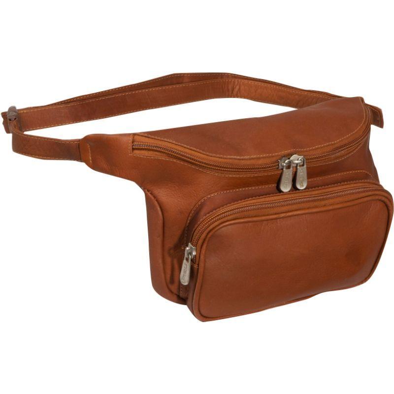 ピエール メンズ ボディバッグ・ウエストポーチ バッグ Large Classic Waist Bag Saddle