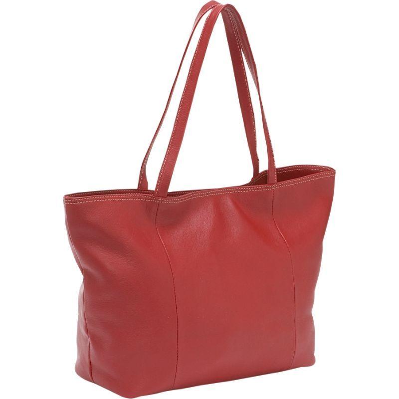 ピエール レディース スーツケース バッグ Womens Small Professional Tote Red