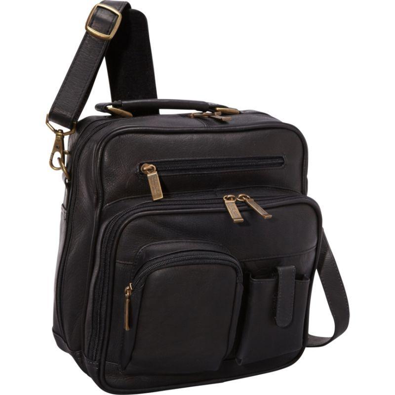 クレアーチャイス メンズ ショルダーバッグ バッグ Jumbo Man Bag Black