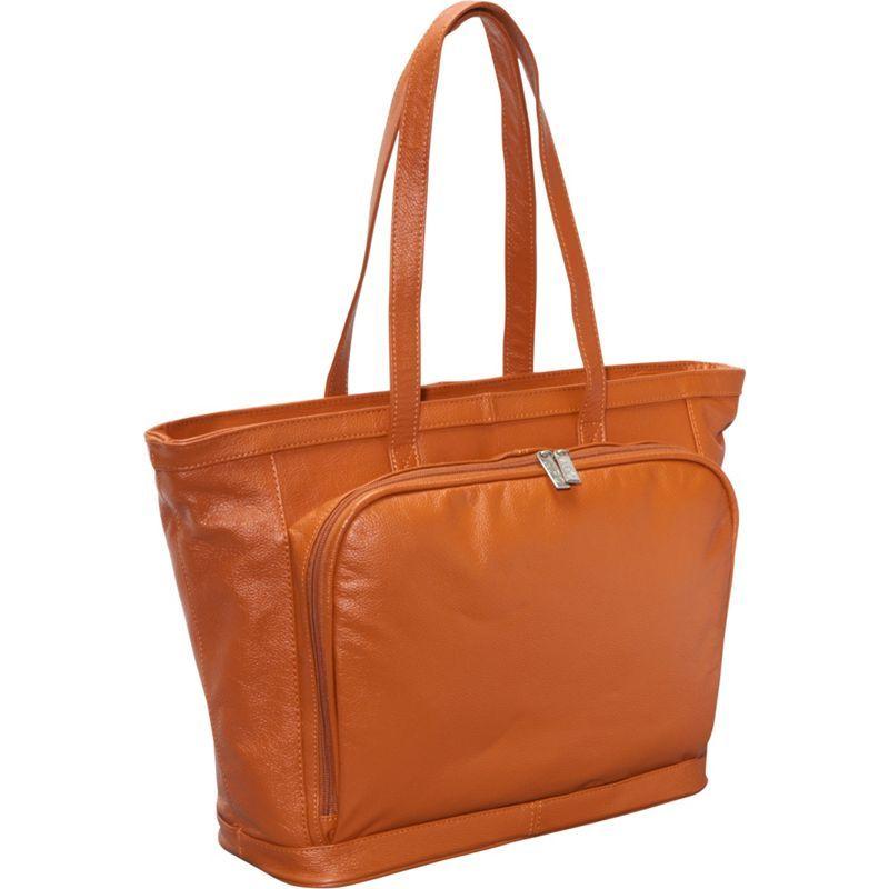 アメリ メンズ スーツケース バッグ Cosmopolitan Leather Tote Sienna