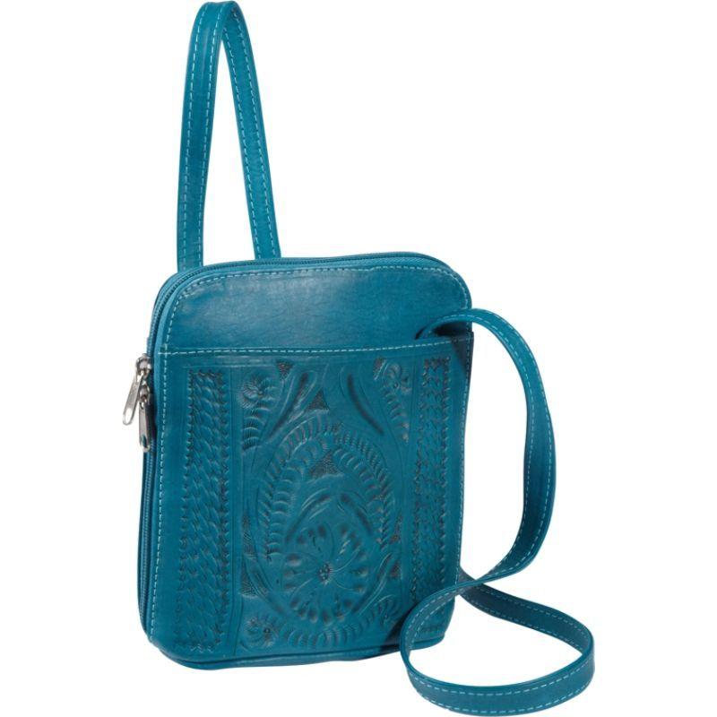 ロピンウェスト メンズ ボディバッグ・ウエストポーチ バッグ Cross-body bag Turquoise