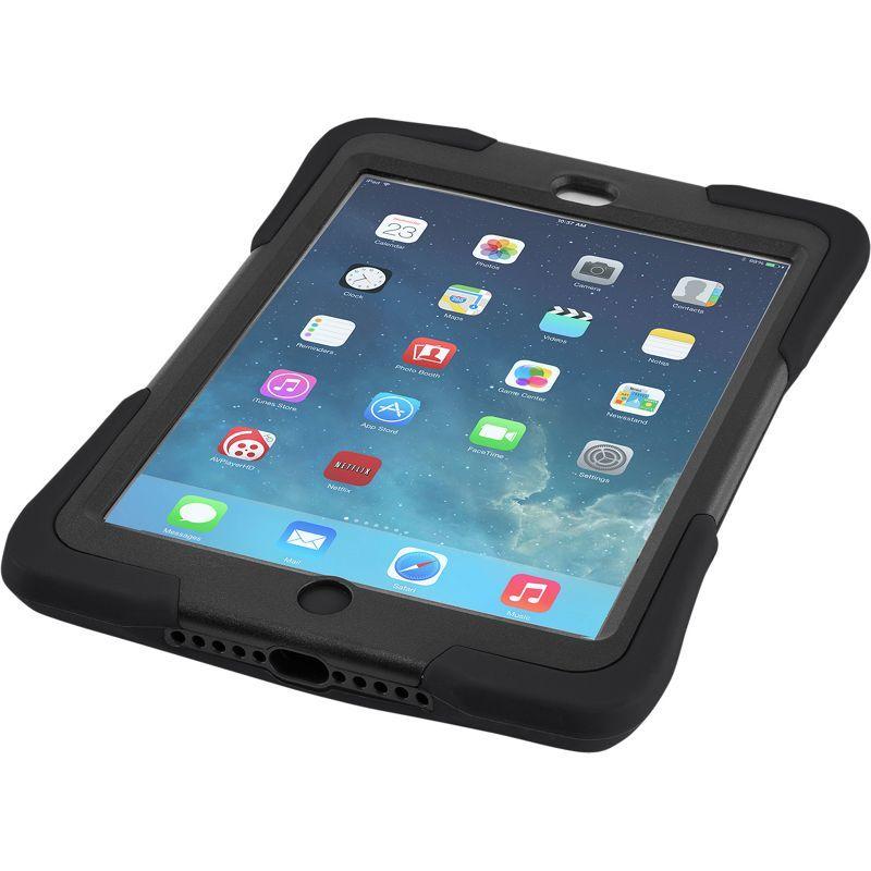 デバイスウェア メンズ PC・モバイルギア アクセサリー Caseiopeia Keepsafe Strap for iPad Mini Black