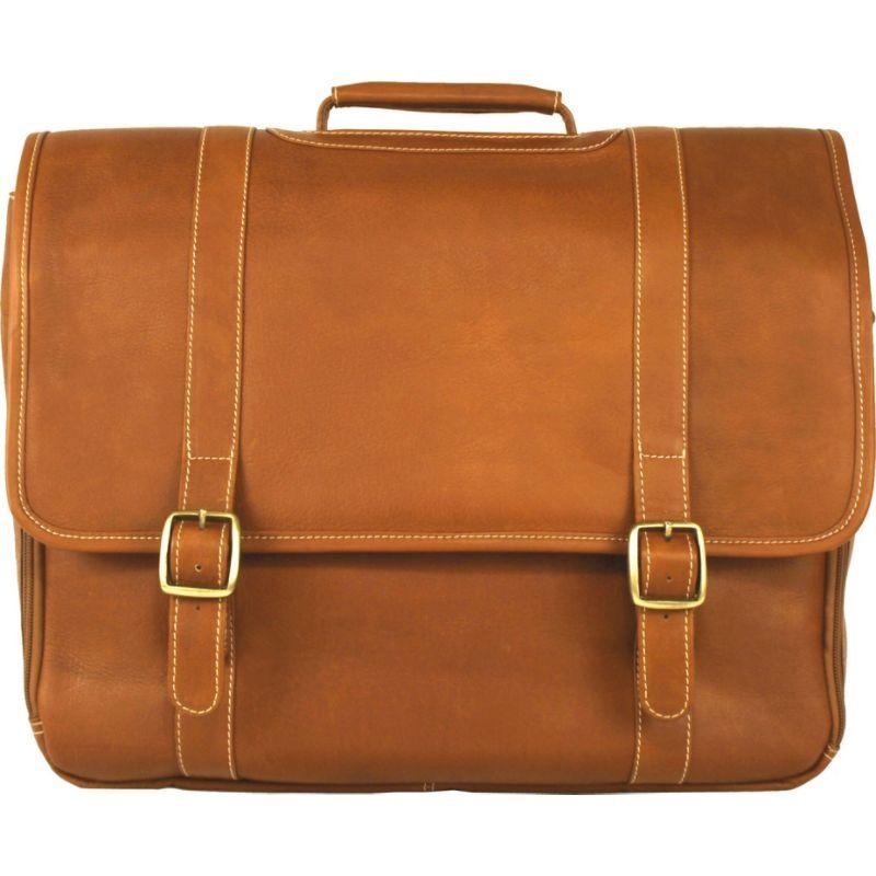 ラティコレザーズ メンズ スーツケース バッグ Grammercy Park Laptop Brief - LG Natural