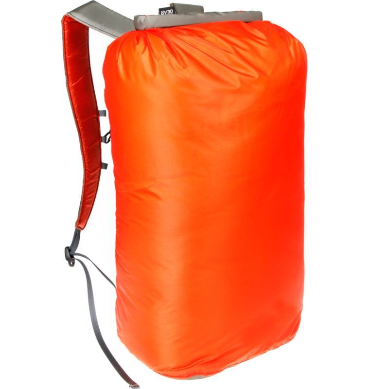 グラナイトギア メンズ バックパック・リュックサック バッグ Slacker Packer DrySack Orange/Moon