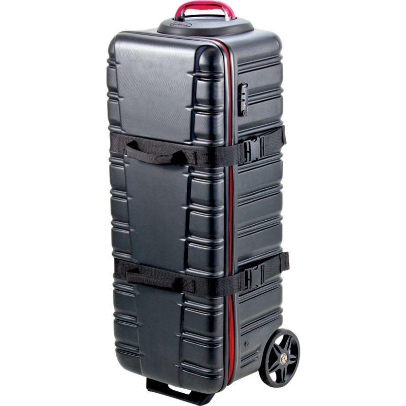 ピボータル メンズ スーツケース バッグ Transport Gear Case - 41 Black/Red