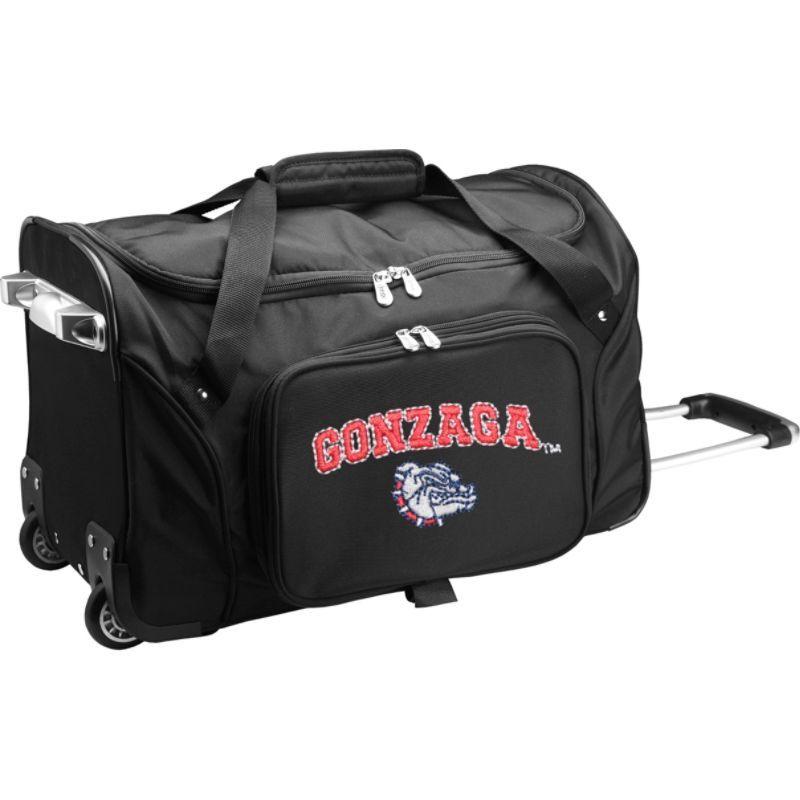 デンコスポーツ メンズ スーツケース バッグ NCAA 22 Rolling Duffel Gonzaga University Bulldogs