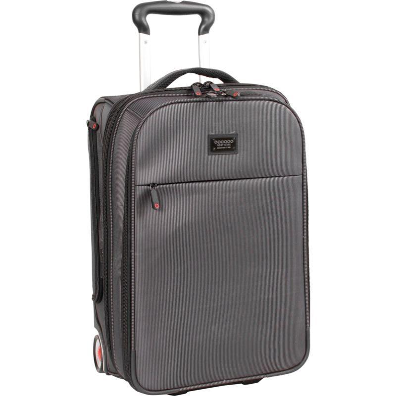 ジャイワールドニューヨーク メンズ スーツケース バッグ Ray Business Rolling Backpack Black