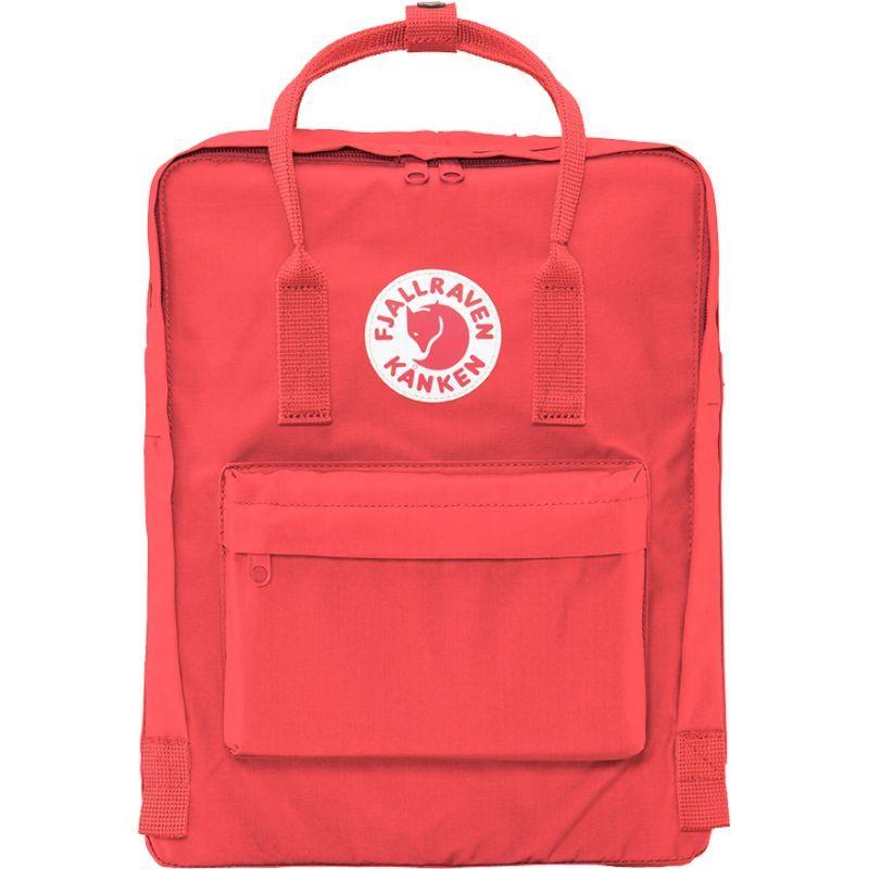 フェールラーベン メンズ バックパック・リュックサック バッグ Kanken Backpack Peach Pink
