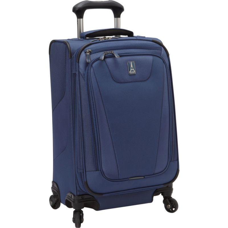 トラベルプロ メンズ スーツケース バッグ Maxlite 4 21 Expandable Spinner Blue