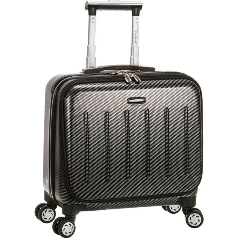 ロックランド メンズ スーツケース バッグ Revolution Rolling Computer Case Fiber