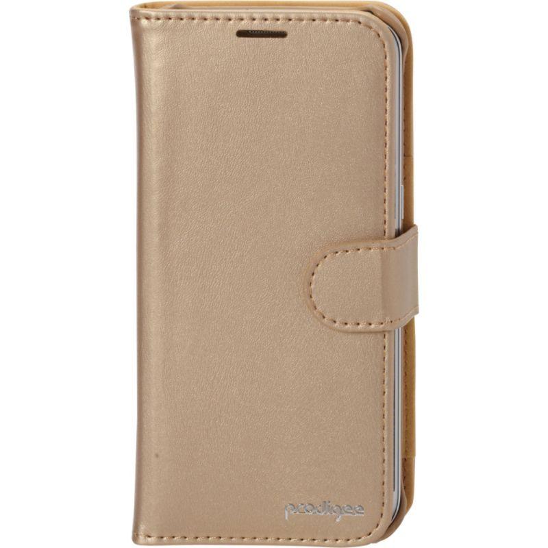 プロディジー メンズ PC・モバイルギア アクセサリー Wallegee Case for Samsung S7 Edge Gold
